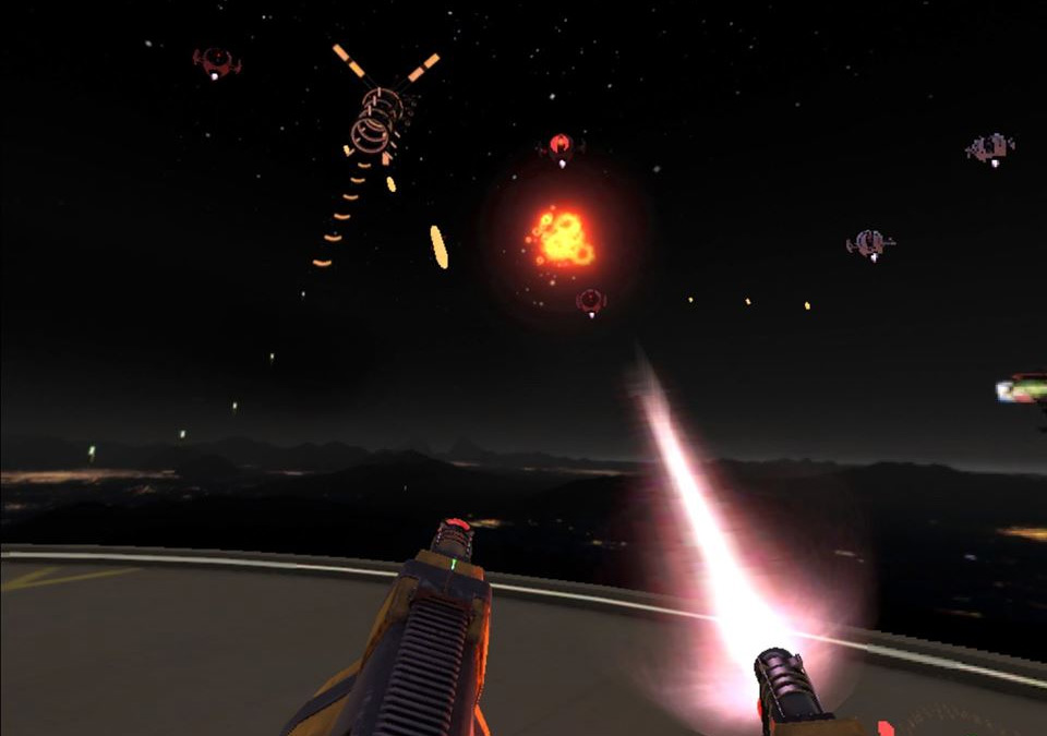 space pirate trainer shooting