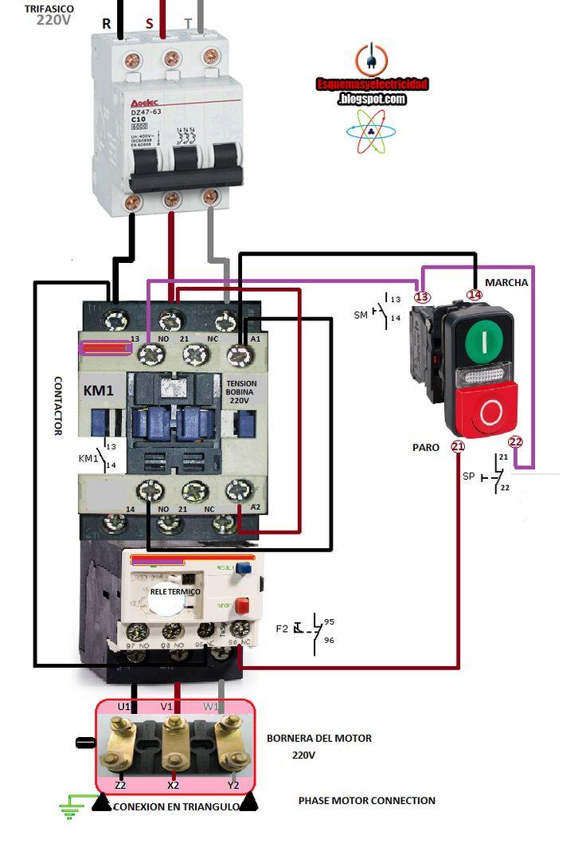 mcb mccb and contract rapid run engineering 120v motor wiring diagram reversible electric motor wiring diagram [ 736 x 1073 Pixel ]