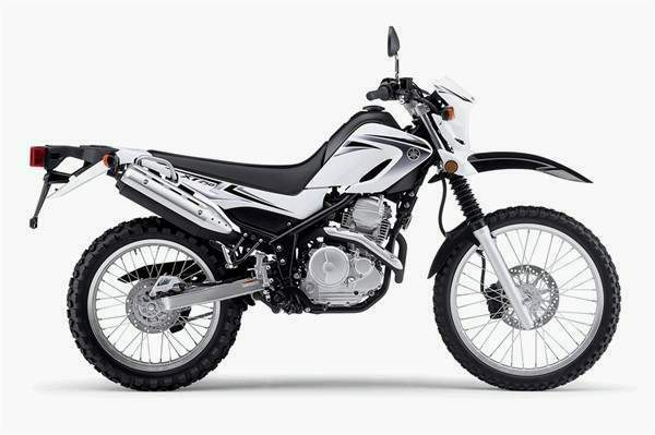 Технические характеристики мотоцикла Yamaha XT 225 Serow