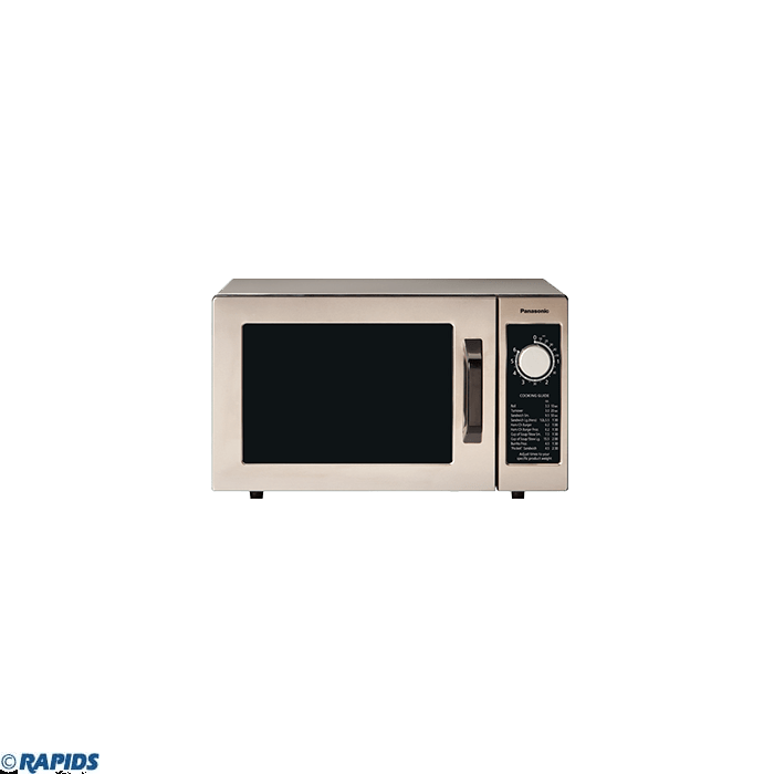 panasonic ne 1025 1000 watt commercial restaurant microwave