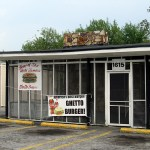 Ghetto burger ecstasy in transit