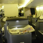 First class seats worse than Amtrak: wry reason from Online Travel Review