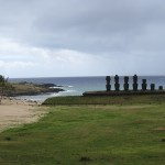 Easter Island is awesome but no steaming tropical retreat and really expensive