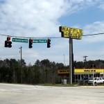 A last ride through Atlanta – chicken on Bucksnort Road and idyllic parks