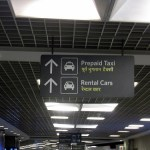 India's prepaid taxis at airports – get 'em before you walk out to the mass of touts