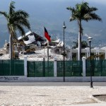Port-au-Prince clears the rubble from its heart, Champs de Mars