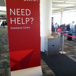 Delta's 'Need Help' kiosks are my pre-flight pull of the slot machine