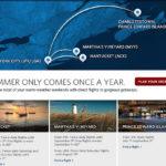 Delta Summer NYC Flights to Martha's Vineyand, Nantucket and Prince Edward Island