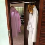 Embarrassing Hotel Walk-In Closest