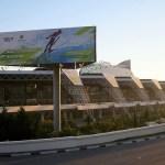 Sochi Before the Olympics – Sochi/Adler International Airport