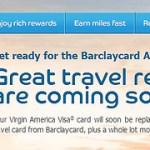 Barclays US Air Endgame Preview: Demise of Virgin America Visa