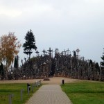 Latvia and Lithuania's Hill of Crosses