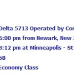 Delta Schedule Change emails Now Show Original Time