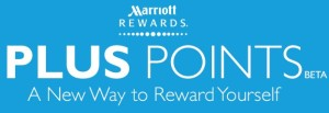 Marriott Rewards Points Plus