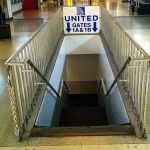 Down to the Underworld to Fly United
