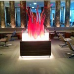 Does Air Canada Have the Better Business Class Lounge in Frankfurt?