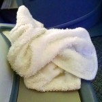 Do You Hang On to the Airline Hot Towel?