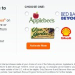 Will Discover Q4 Online Shopping and Choose a Store Promos Stack?