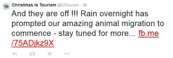 CITourism tweet
