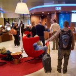 View from the KLM Lounge: Why Do So Many Passengers Need Help?