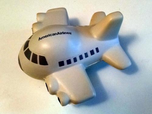 AA Foam Plane