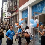KLM Pop Up Shop in NY: Beer to AF's Champagne