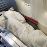 A One Photo Review of TAM Business Class Toronto-New York