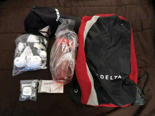 Delta Swag Bag