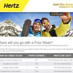 Take the Free 25 Hertz Points Even if They Don't Extend Expiration