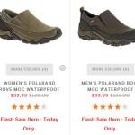 Flash Sale Today 1/18 Only: My Favorite Merrell Winter Waterproof Shoe