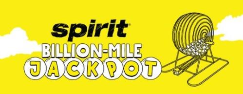 Spirit Billion Mile Jackpot