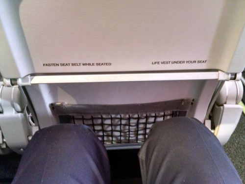 Norwegian Legroom