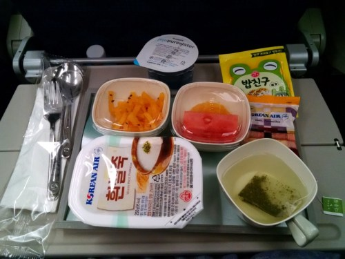 Korean Air Porridge