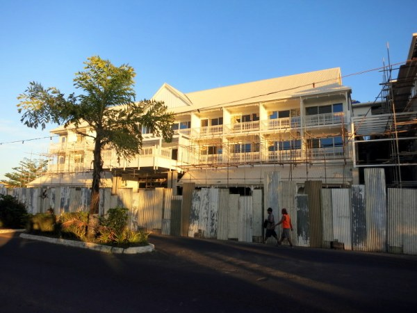 Sheraton Samoa Aggie Grey Hotel and Bungalows