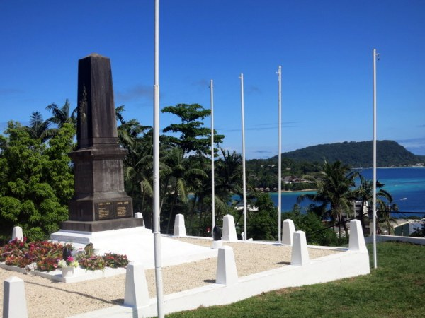Port Vila War Memorial