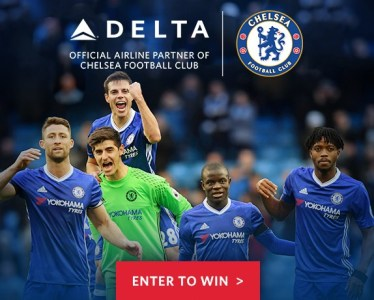 Delta One Chelsea FC Sweepstakes