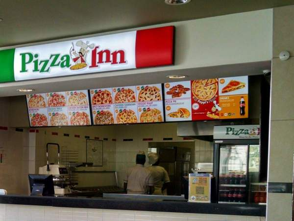 Accra Airport Pizza Inn