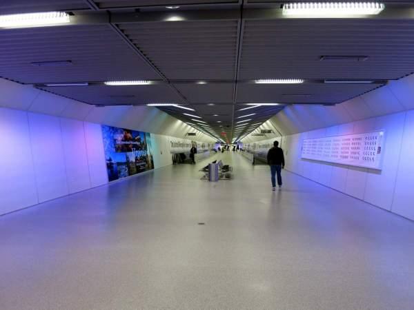 IAD Tunnel