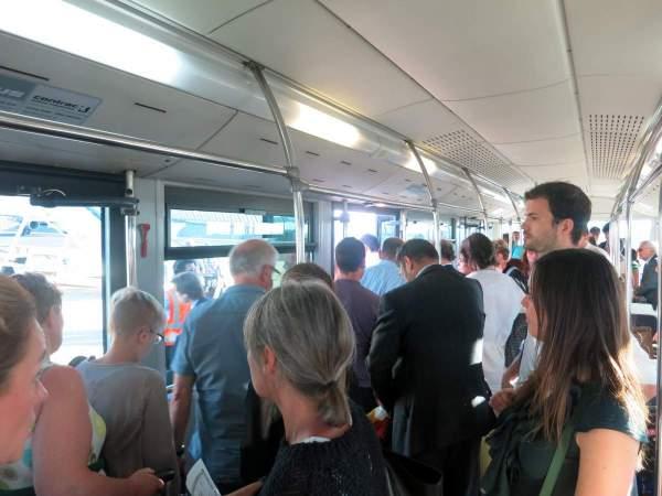 LIS Bus Transfer