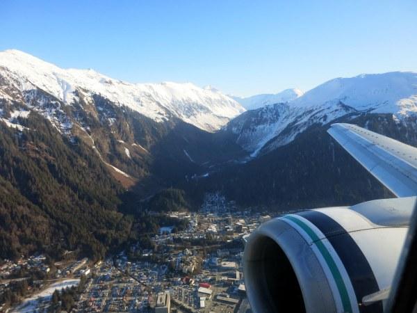 Alaska Air Juneau