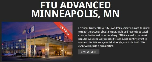 FTU Advanced Minneapolis 2017