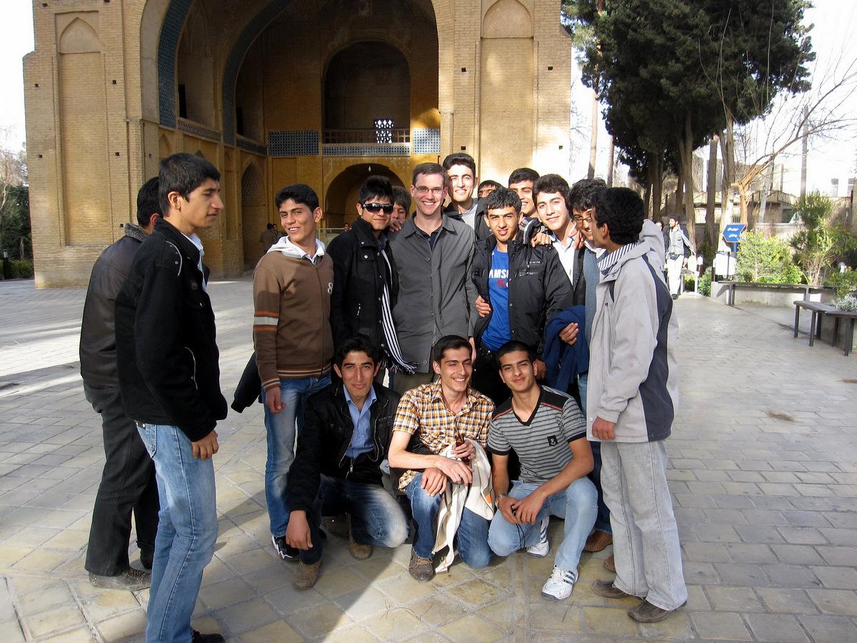 People Of Iran Rapid Travel Chai