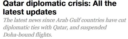 Al Jazeera Qatar Updates