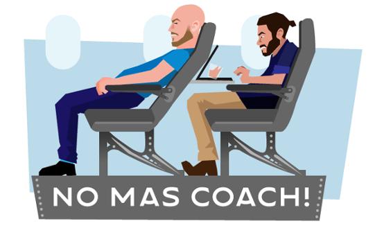 No Mas Coach logo