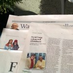 A Last (FT) Weekend with David Tang