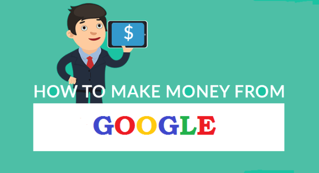 Make-Money-From-Google-AdSense How To Make Money From Google (Complete Guide)