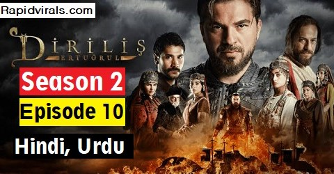 Ertugrul Ghazi season 2 Episode 10 in Urdu