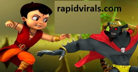 Super Bheem The Planet of Monsters Hindi Cartoon for Kids
