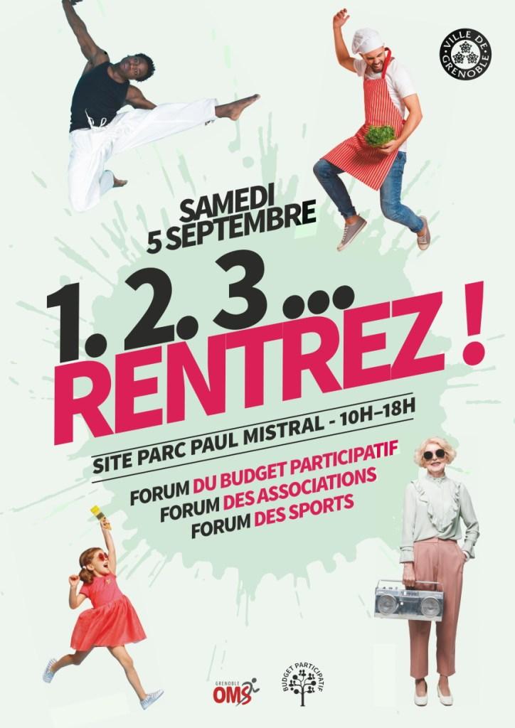 Forum des sports de Grenoble