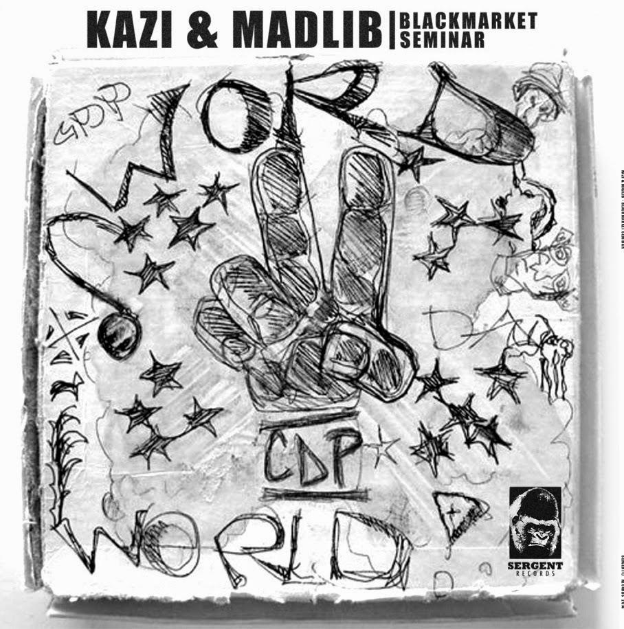 Madlib & Kazi - BlackMarket Seminar